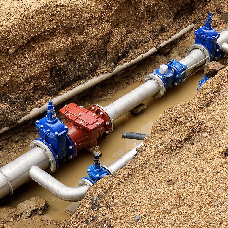 Instalacje wodno-kanalizacyjne  zi-bosz